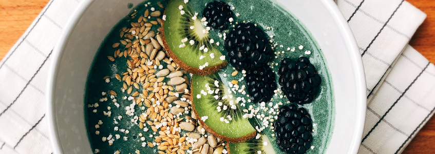 Green Smoothie Bowl (met BEAUTY DETOX)